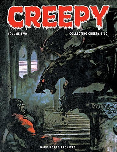 Archie Goodwin Creepy Archives Volume 2