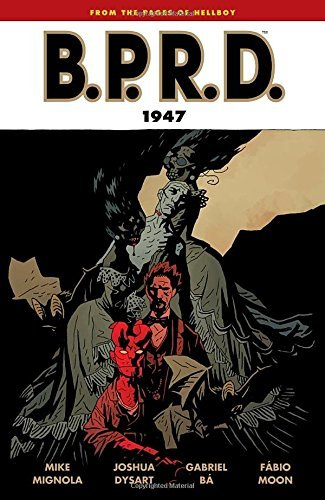 Mike Mignola B.P.R.D. Volume 13 1947
