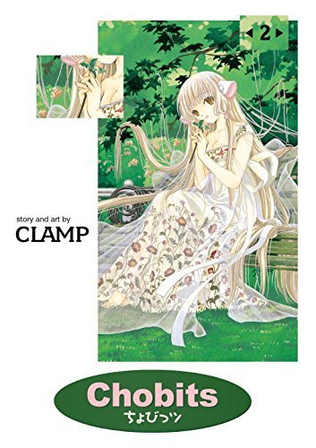 Clamp Chobits Book 2