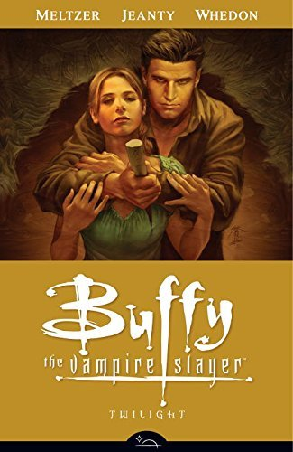 Brad Meltzer Buffy The Vampire Slayer Season Eight Volume 7 Twilight