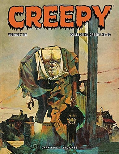 Various Creepy Archives Volume 10 Collecting Creepy 46 50