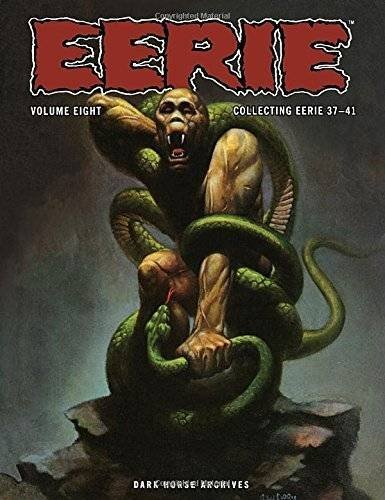 Various Eerie Archives Volume 8