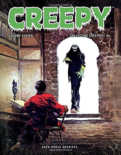 Various Creepy Archives Volume 11 Collecting Creepy 51 54