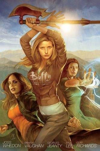 Joss Whedon Buffy The Vampire Slayer Season 8 Volume 1