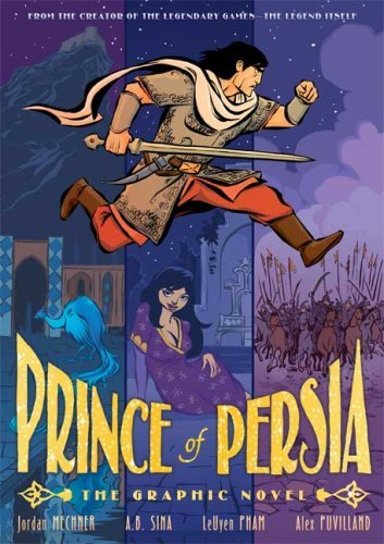 A. B. Sina Prince Of Persia Revised
