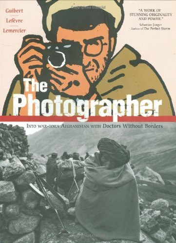 Emmanuel Guibert The Photographer Into War Torn Afghanistan With Doctors Without Bo