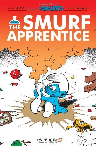 Peyo Smurf Apprentice The
