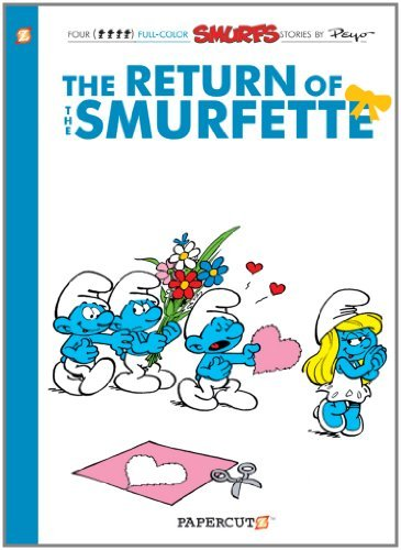 Peyo Return Of The Smurfette The
