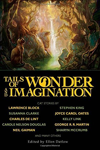 Ellen Datlow Tails Of Wonder And Imagination