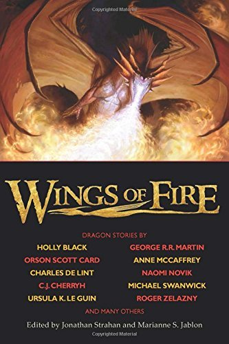 Jonathan Strahan Wings Of Fire