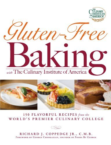 Coppedge Richard J. Jr. Gluten Free Baking With The Culinary Institute Of
