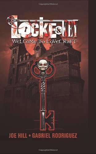 Joe Hill Locke & Key Welcome To Lovecraft