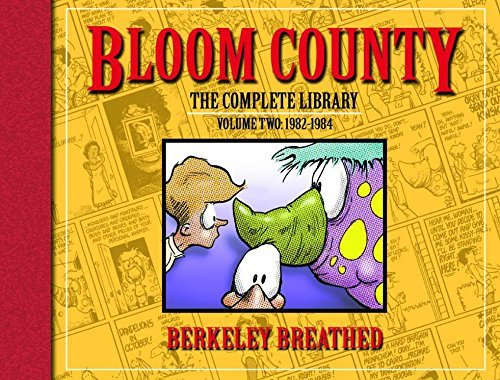 Berkeley Breathed Bloom County The Complete Library Volume 2