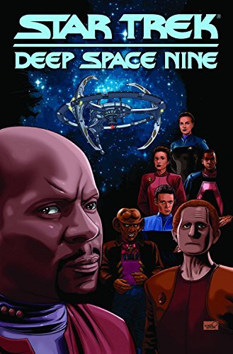 Graphic Novel Star Trek Ds9 Fools Gold Tp