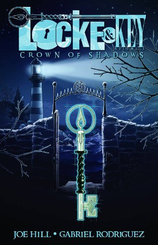 Joe Hill Locke & Key Crown Of Shadows