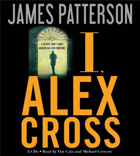 Tim Cain Michael Cerveris James Patterson I Alex Cross