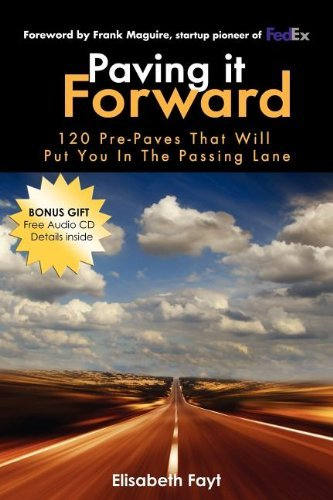Elisabeth Fayt Paving It Forward 120 Pre Paves That Will Put You In The Passing La