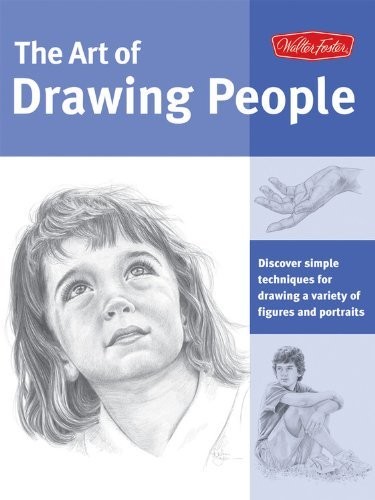 Debra Kauffman Yaun The Art Of Drawing People Discover Simple Techniques For Drawing A Variety