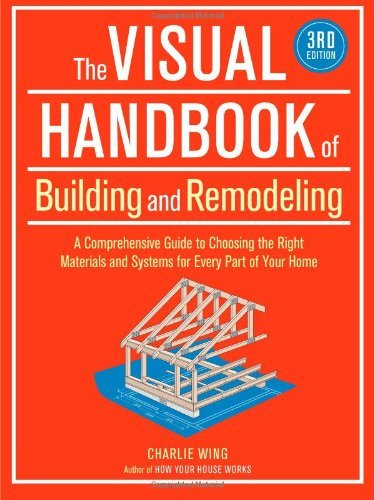 Charlie Wing Visual Handbook Of Building And Remodeling The A Comprehensive Guide To Choosing The Right Mater 0003 Edition;