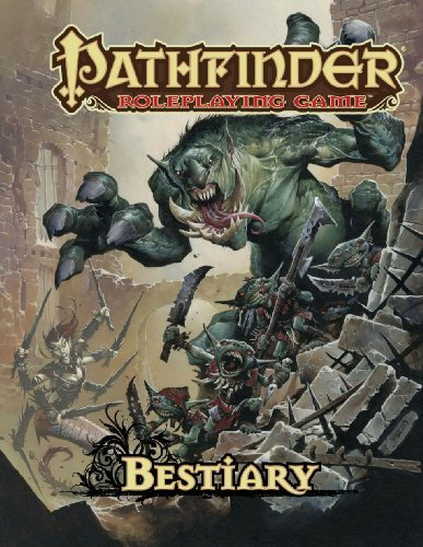 Pathfinder Roleplaying Game Bestiary