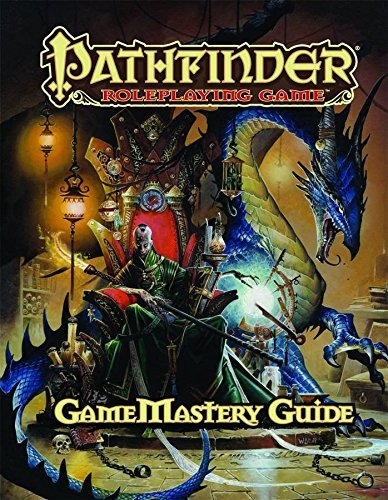 Paizo Publishing Pathfinder Roleplaying Game Gamemastery Guide