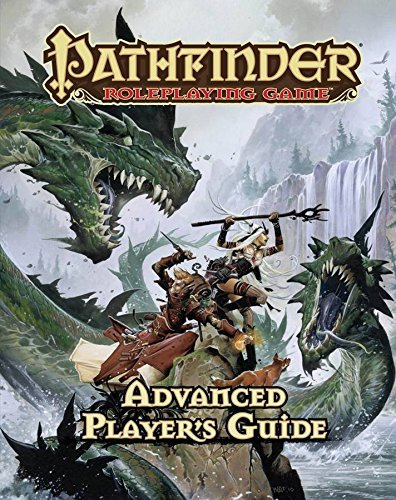Jason Bulmahn Pathfinder Roleplaying Game Advanced Player's Guide