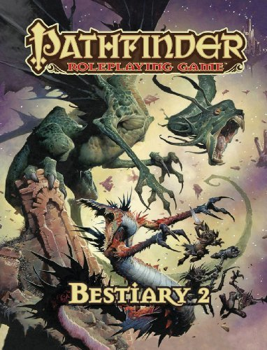 Paizo Publishing Pathfinder Bestiary 2