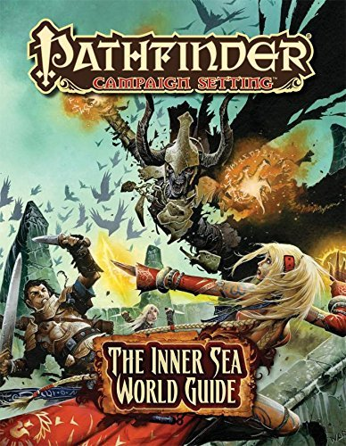 James Jacobs Pathfinder Inner Sea World Guide [with Map] The