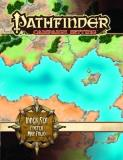 Rob Lazzaretti Pathfinder Chronicles Inner Sea Poster Map Folio