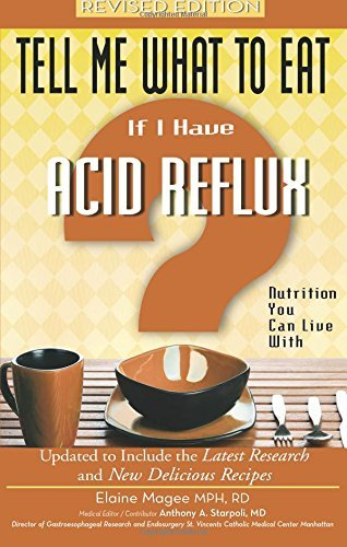 Magee Elaine If I Have Acid Reflux Nutrition You Can Live With Revised