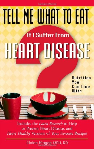 Magee Elaine If I Suffer From Heart Disease Nutrition You Can Live With