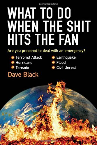 David Black What To Do When The Shit Hits The Fan