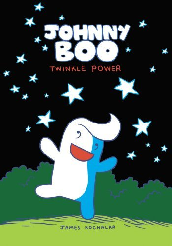 James Kochalka Johnny Boo Twinkle Power