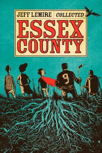 Jeff Lemire The Complete Essex County