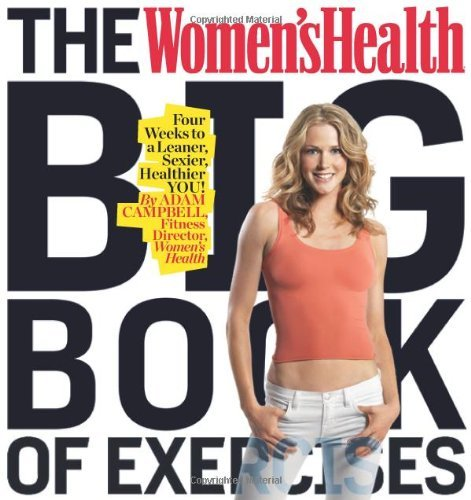 Adam Campbell The Women's Health Big Book Of Exercises
