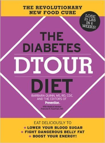 Barbara Quinn The Diabetes Dtour Diet The Revolutionary New Foo