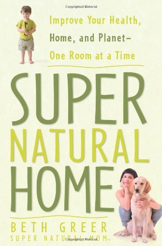 Beth Greer Super Natural Home Improve Your Health Home And Planet One Room