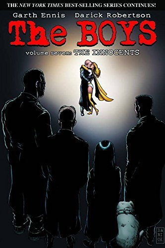 Garth Ennis The Boys Volume 7 The Innocents
