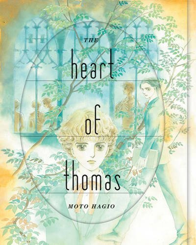 Moto Hagio Heart Of Thomas
