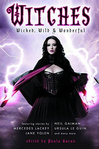 Neil Gaiman Witches Wicked Wild & Wonderful