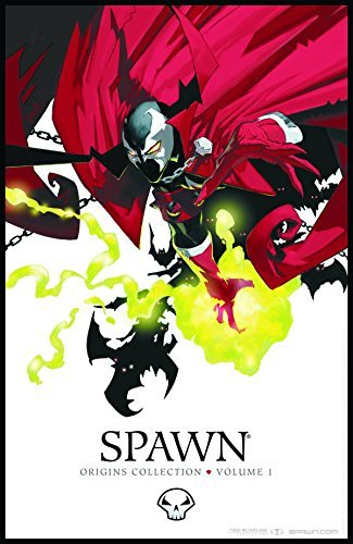 Todd Mcfarlane Spawn Origins Collection Volume 1