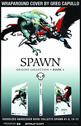 Mcfarlane Todd Spawn Origins Book 1