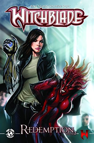 Ron Marz Witchblade Redemption Volume 2 Tp
