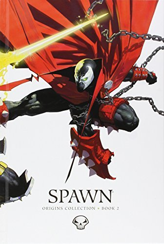 Todd Mcfarlane Spawn Origins Collection Book 2