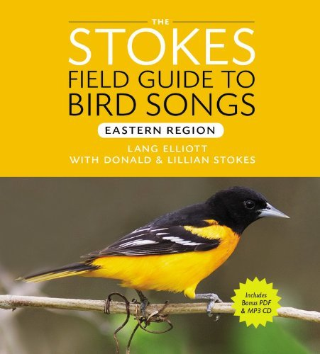 Donald Stokes Stokes Field Guide To Bird Songs Eastern Region Abridged