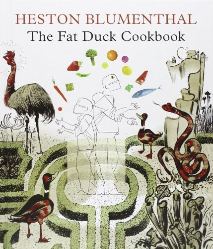 Heston Blumenthal The Fat Duck Cookbook