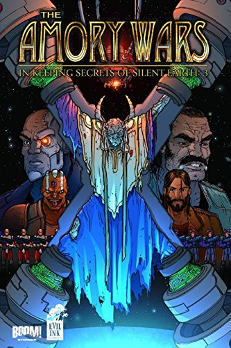 Sanchez Claudio Amory Wars In Keeping Secrets Of Silent Earth 3 Vol. 2 In Original