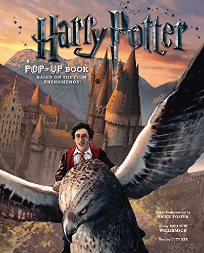 Lucy Kee Harry Potter A Pop Up Book Based On The Film Phenomenon