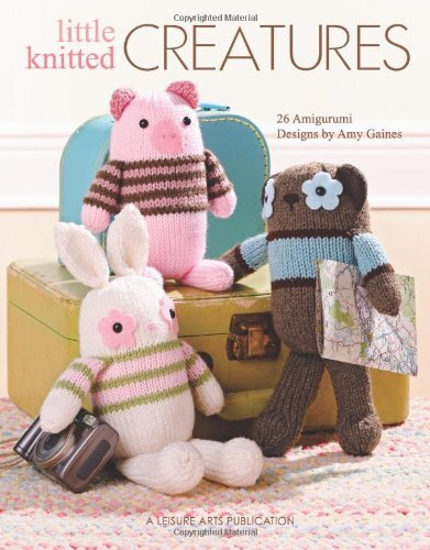 Amy Gaines Little Knitted Creatures