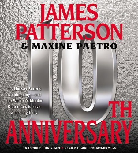 James Patterson 10th Anniversary